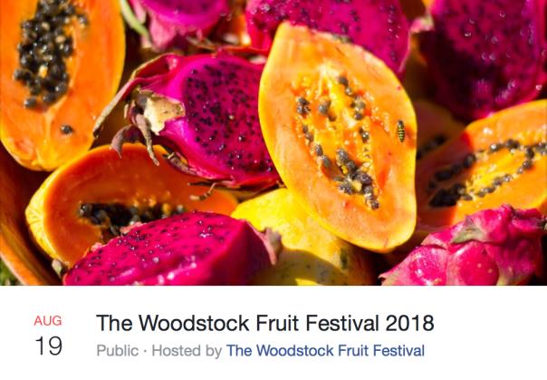 Woodstock Fruit Fest